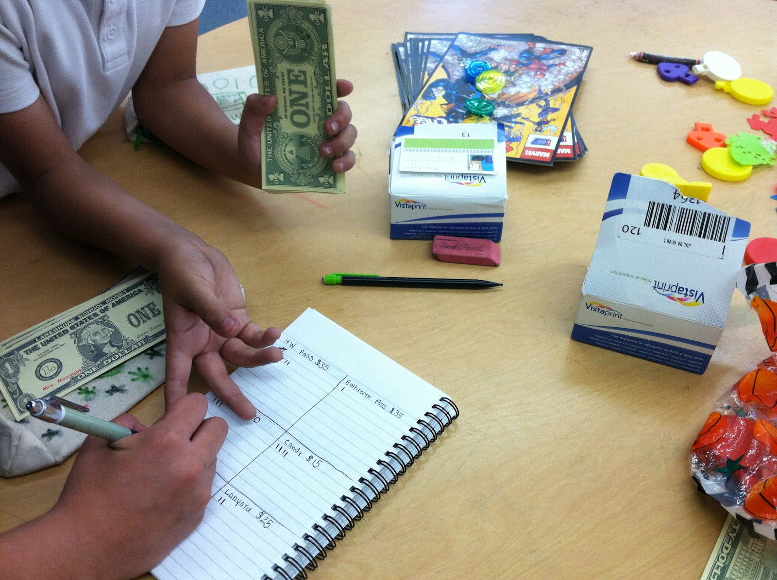 Classroom Economy Ideas ~ Classroom economy the store teaching in room