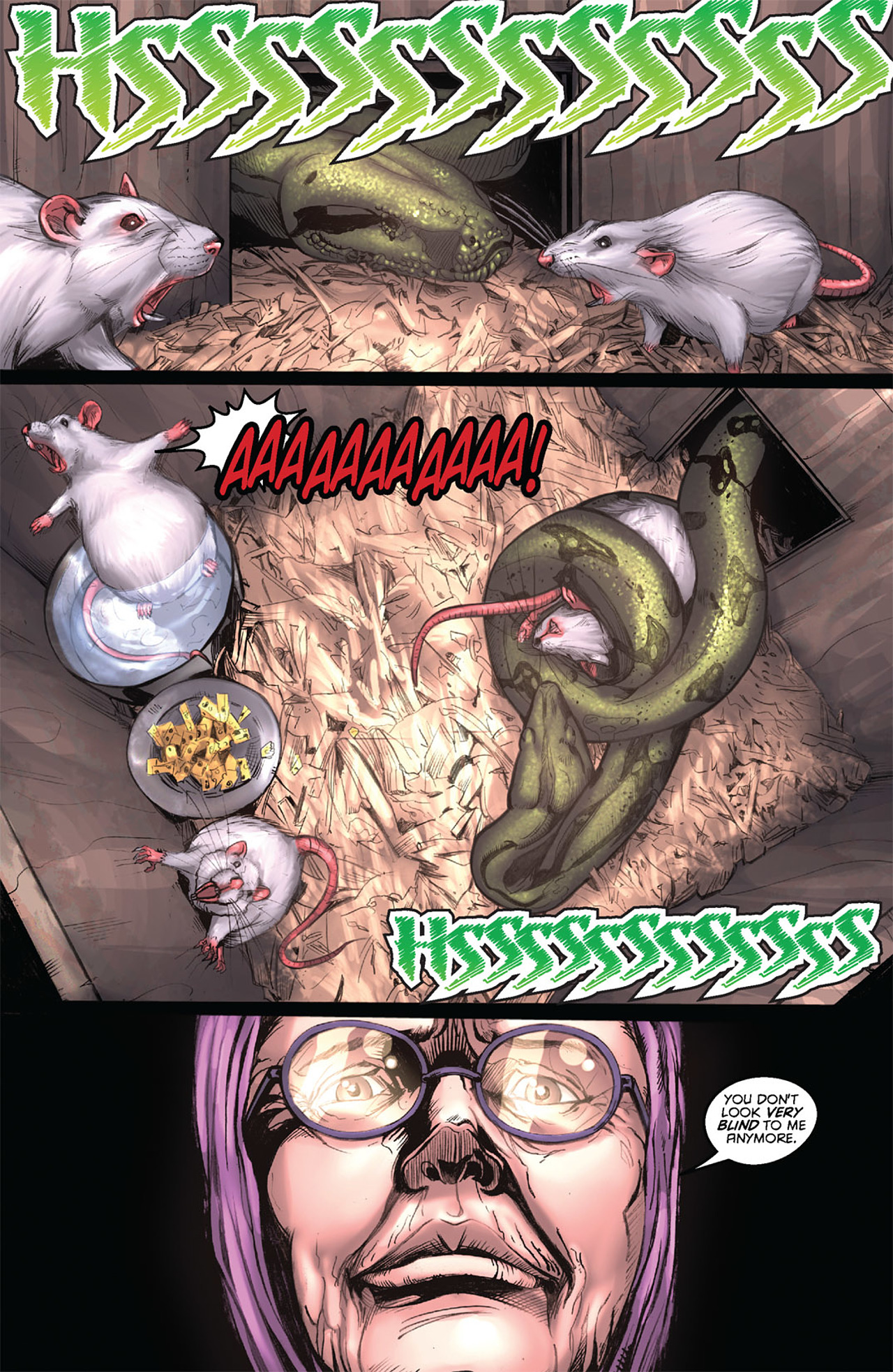 Grimm Fairy Tales (2005) Issue #27 #30 - English 23