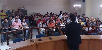 Audiências públicas são realizadas em Picuí e Barra para tratar da eleição dos membros dos Conselhos Tutelares