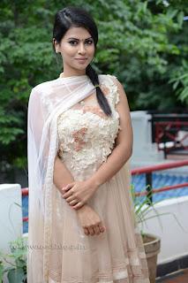 Sharmila Mandre pos at Kevvu keka SM 003.jpg
