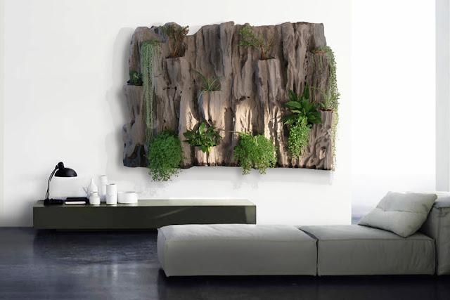 cuadros de jardines verticales