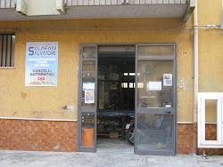 Sito officina lavori in alluminio e ferro Salvatore Sclafani