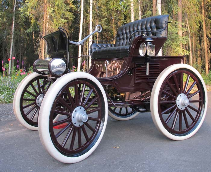 Long Island Museum Horseless Carriage