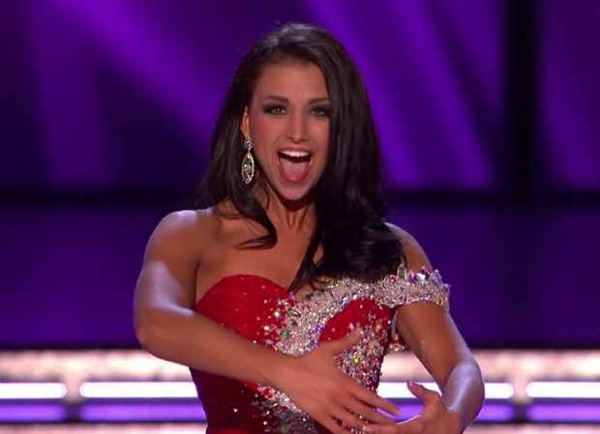 Miss Wisconsin 2012