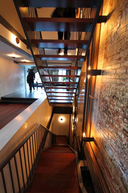 Dwell, City Modern Tour, New York, Manhatten Lafayette Townhouse in Soho