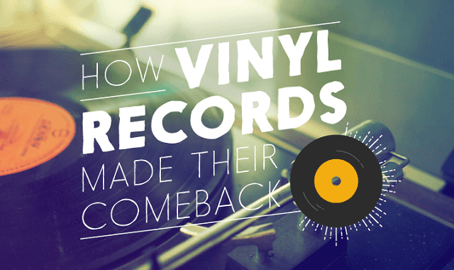 How Vinyl Records Made their Comeback