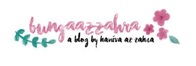 Haniva Az Zahra | Lifestyle Journal