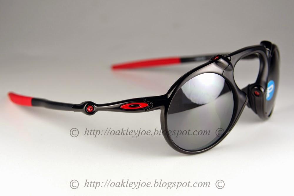 4a4af76254 oo6019-06 Madman Scuderia Ferrari Collection dark carbon + black iridium  polarized  620 xmas sale  390!! lens pre coated with Oakley hydrophobic  nano ...