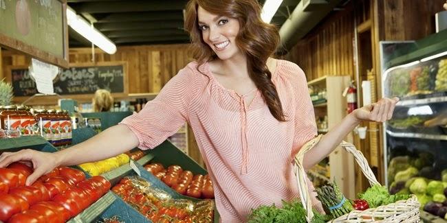 Kesehatan : makanan Sehat Untuk Wanita