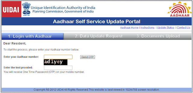 How To Update Your Aadhaar Details Online2