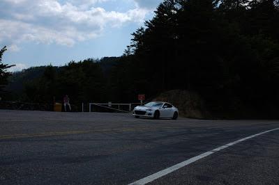 Subaru BRZ Roadside