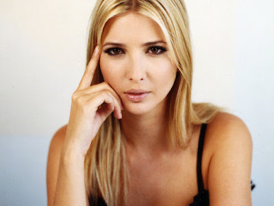 Ivanka Trump Lovely Wallpaper
