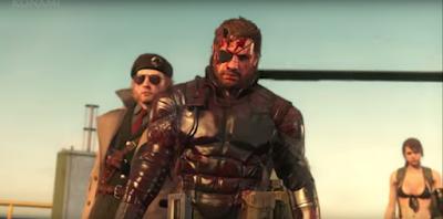 Metal Gear Solid V ecco il trailer di lancio