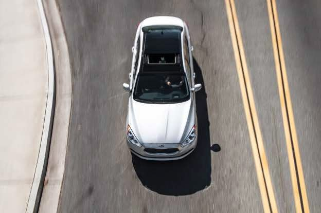 NBA Star LeBron James is New Face of Kia K900