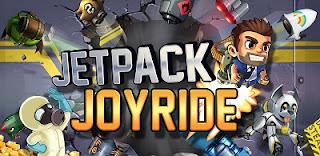 Jetpack Joyride Hack