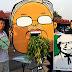 Sumbat kangkung dalam mulut replika PM, Umno Penang lapor Polis