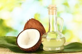 minyak kelapa Obat HIV AIDS