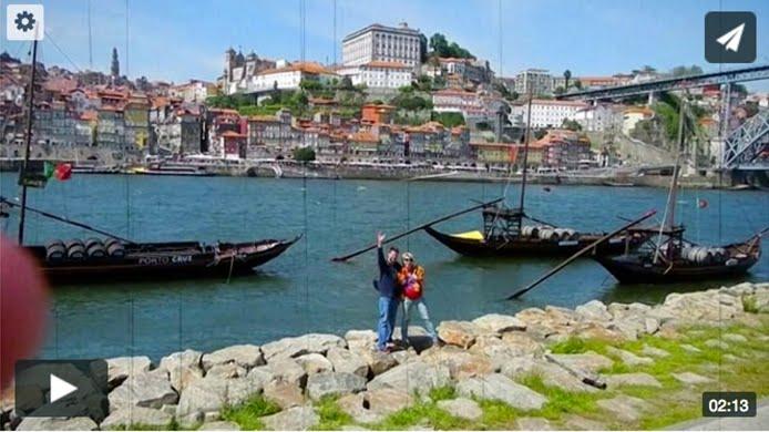 Saudações do Porto!