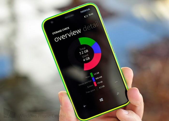 Lumia 620, Windows Phone Storage Problem, Other