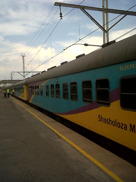 JB Train Tours South Africa