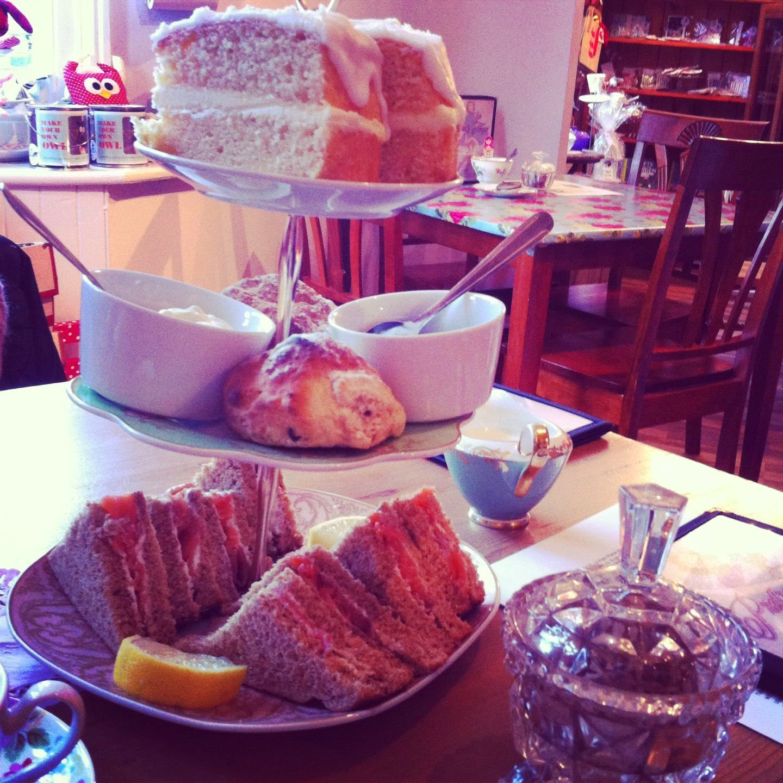afternoon tea, tea, food, English food, travel,