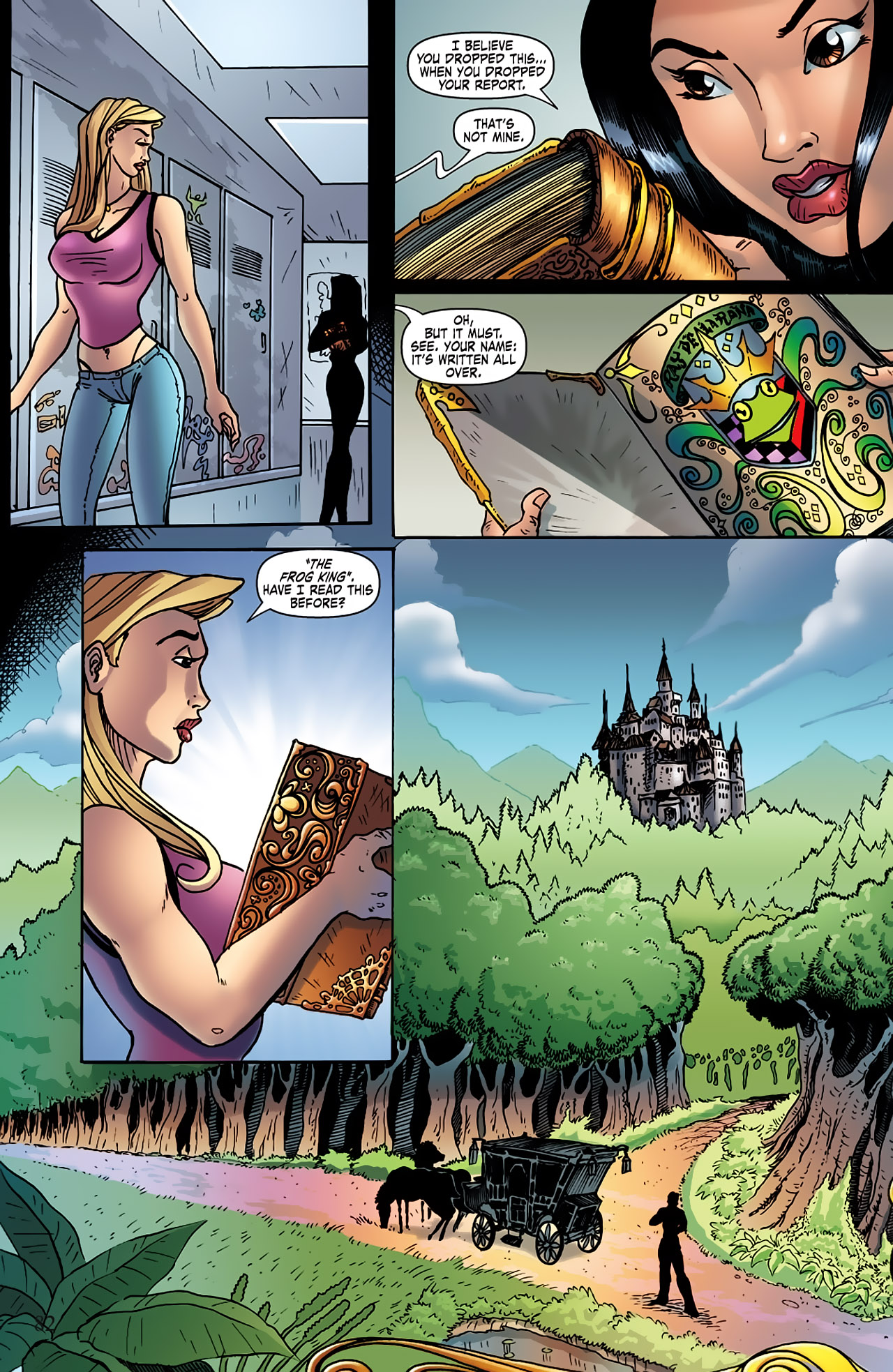 Grimm Fairy Tales (2005) Issue #10 #13 - English 4