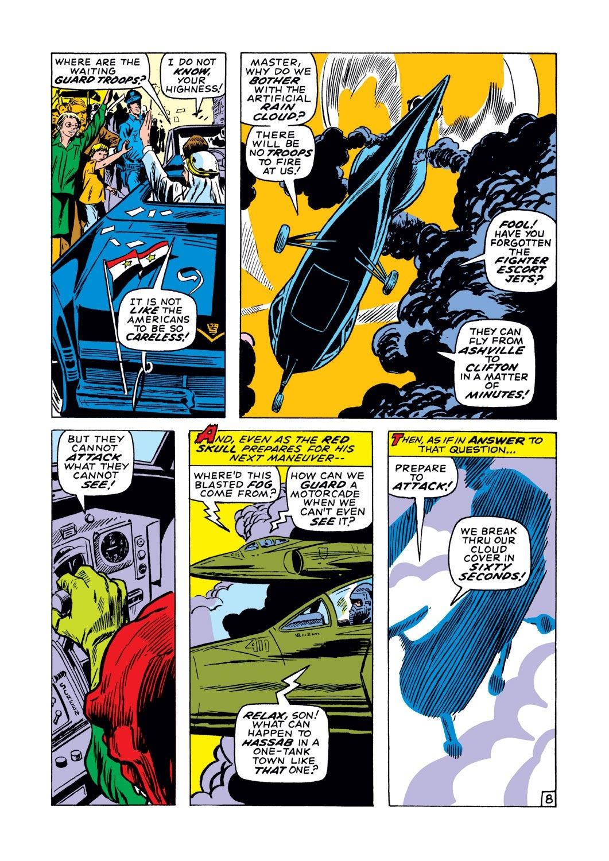 Captain America (1968) Issue #129 #43 - English 9