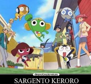 http://patronesamigurumis.blogspot.com.es/2014/11/sargento-keroro.html
