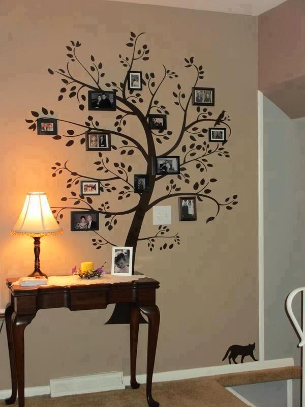 Cheloca pinturas art sticas - Formas de pintar paredes con esponja ...