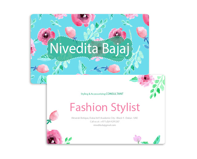 Business Card Design By : Brand Promoter