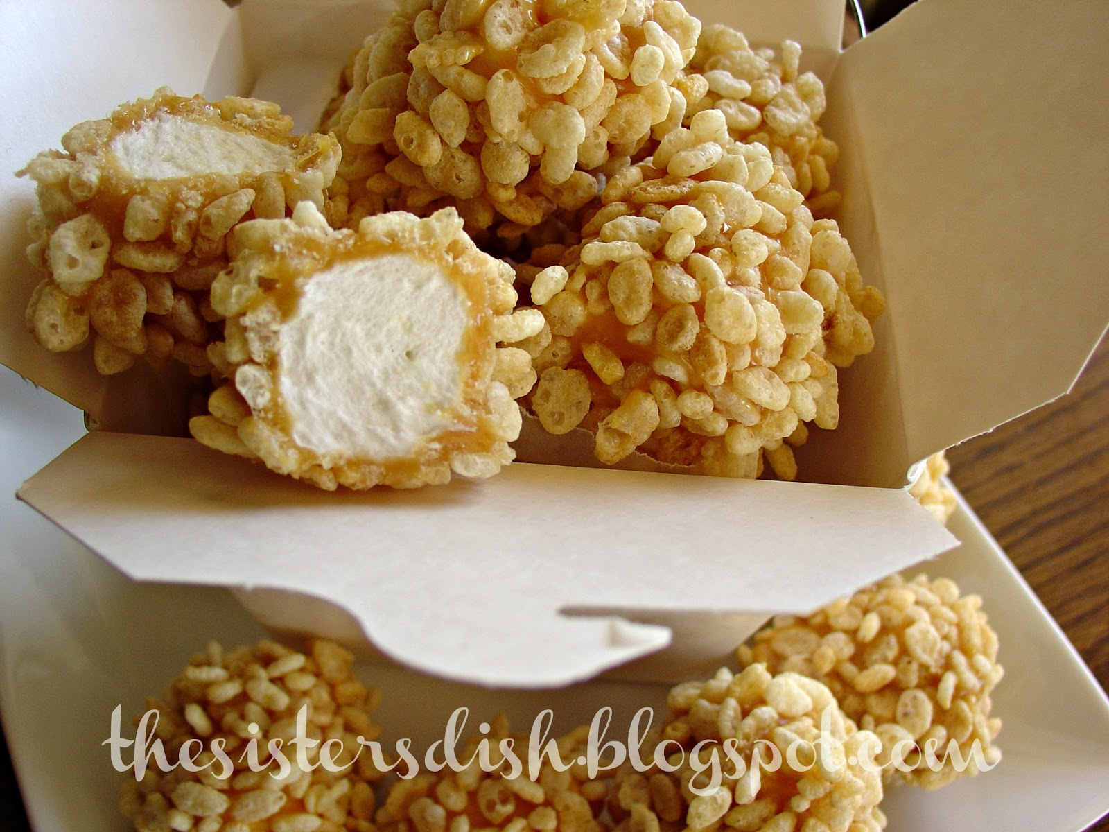 how to make rice krispie squares with old marshmallows