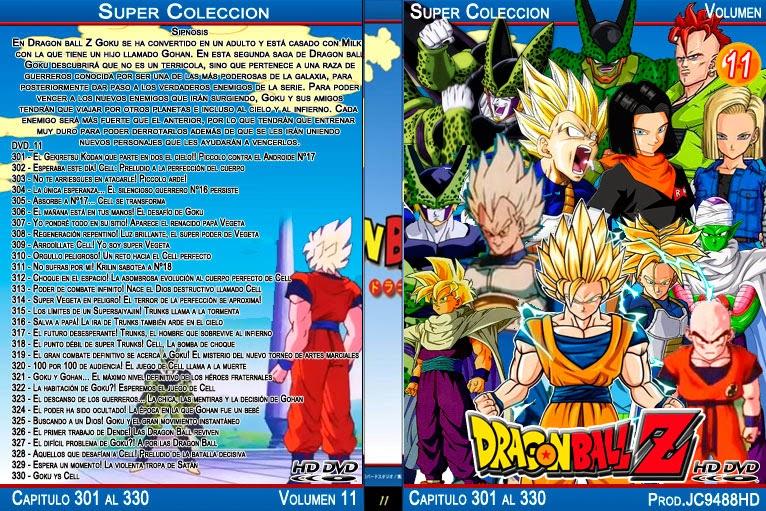 Hody Covers Dragon Ball Z GT