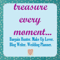 treasure every moment