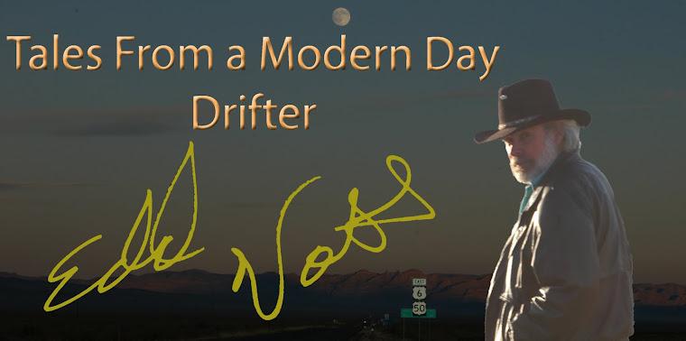 Edd Voss :Tales From a Modern Day Drifter