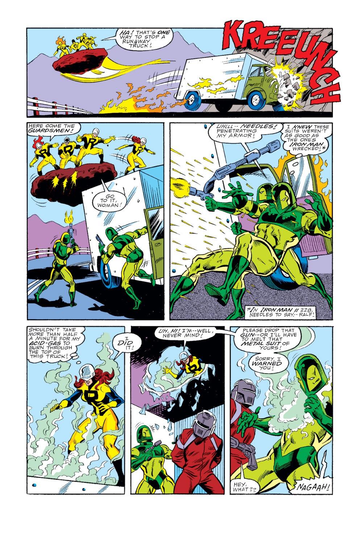Captain America (1968) Issue #346 #276 - English 7