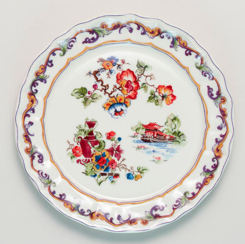 Beautiful Chinoiserie for your table in a buffet of colors...and really affordable. We\u0027re talking sets of 2 for under $20. This dinnerware would set a ...  sc 1 st  Aesthetic Oiseau & Aesthetic Oiseau: Claudette Chinoiserie Dinnerware