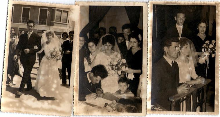 La boda de mis padres