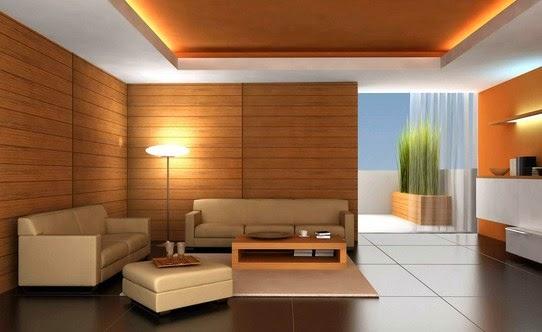 Contoh gambar desain interior rumah