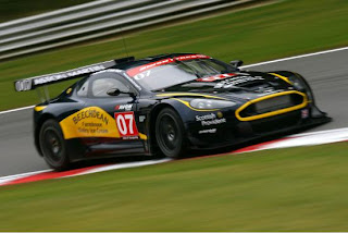 Beechdean Motorsport: Back in British GT with the Aston Martin DBRS9