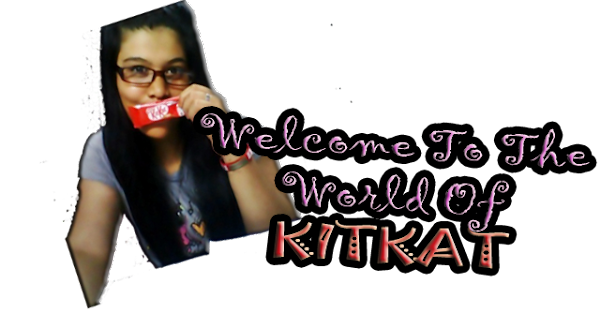 The World of Kit Kat :)