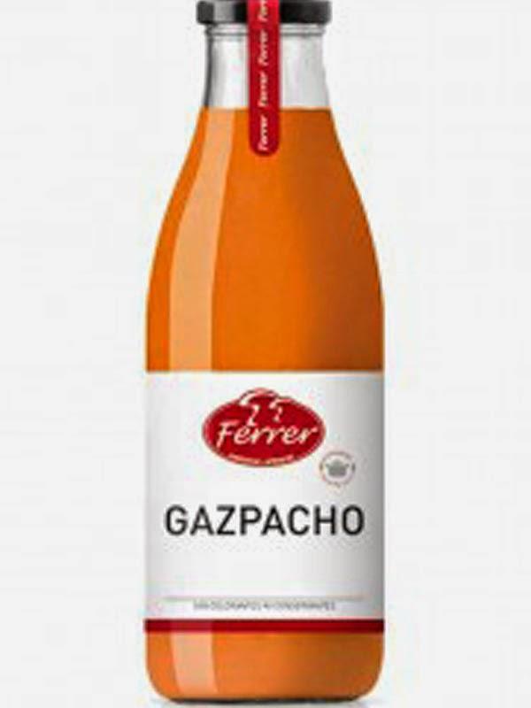 Gazpacho conservas Ferrer