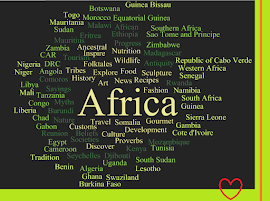 The African Gourmet, eating and exploring our way through Africa one country at a time