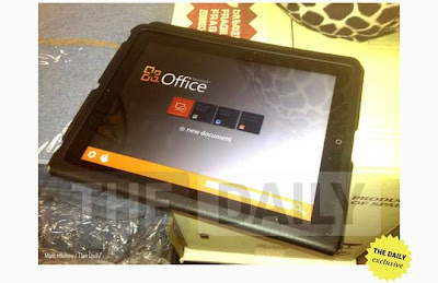 MS Office for iOS Devices