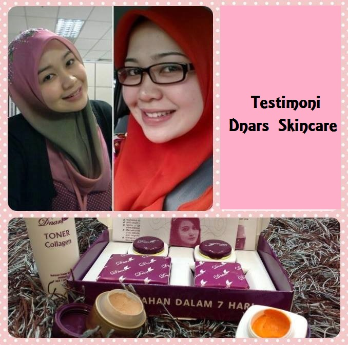 ... Boutique: Testimoni Terbaru Pengguna Dnars Skincare..Dnars Terbaik