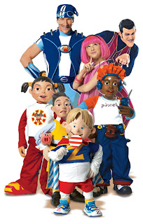 Download - LazyTown Ep 09 - HDTV