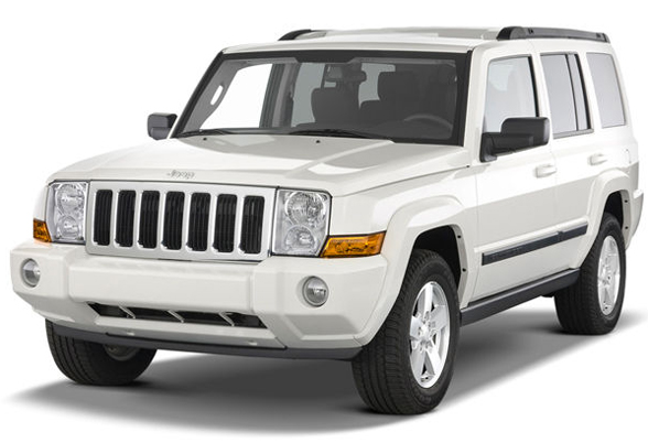 2009 Jeep mander SUV Review New Jeep