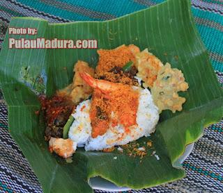 Kuliner Nasi Serpang Khas Bangkalan - Madura - Jawa Timur