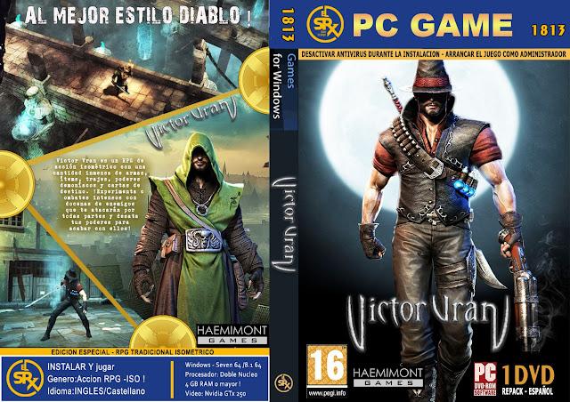 Capa Victor Vran PC