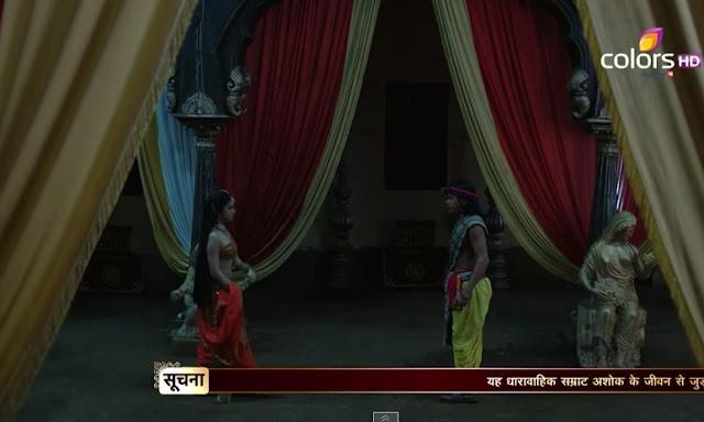 Sinopsis Ashoka Samrat Episode 98