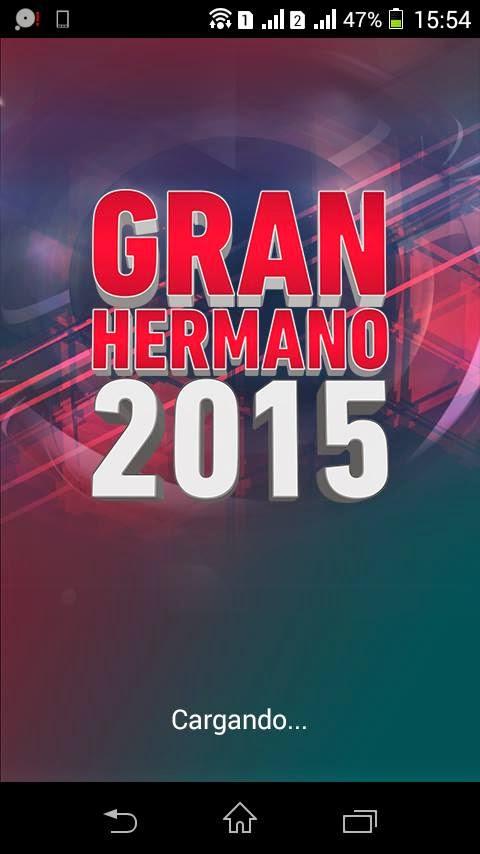 app Gran Hermano 2015